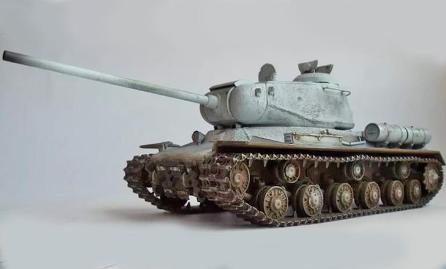 «Иосиф Сталин» - новая жизнь танков типа «Клим Ворошилов».