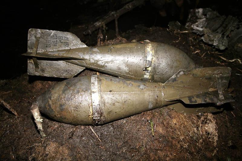 ФАБ-50. , какие бомбы бывают