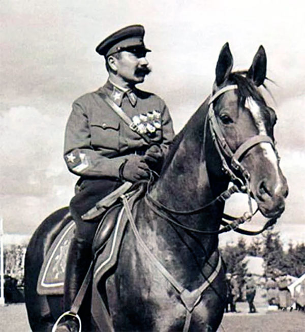 Семен Михайлович Будённый собственной персоной. Первый идеолог тактики массированных подвижных соединений