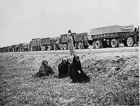 Ближневосточный лендлиз. Поставки техники в СССР через Ирак