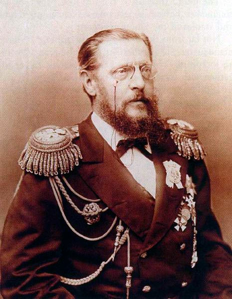 Константин Николаевич. Адмирал и Великий князь