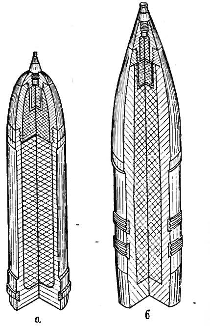 Фугасные снаряды