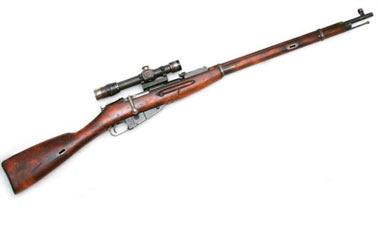 «Трехлинейка», винтовка Мосина образца 1891/30 г.г.