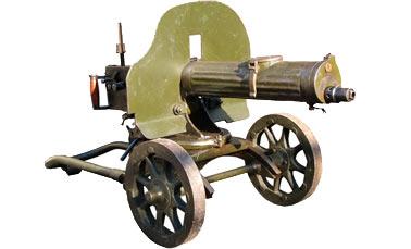 Пулемет «Максим» образца 1910/30 г.г.