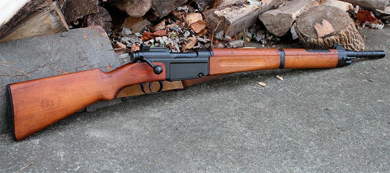 Французская винтовка MAS-36 не только хороша в бою, но и эстетична с виду