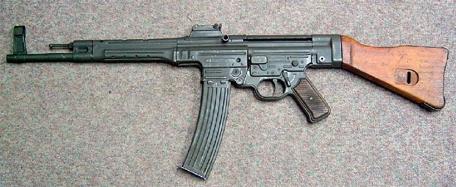 Штурмовая винтовка StG-44 (Германия)