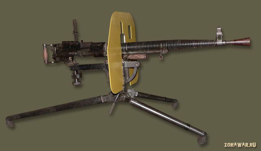 Станковый пулемет Дегтярева, ДС-39