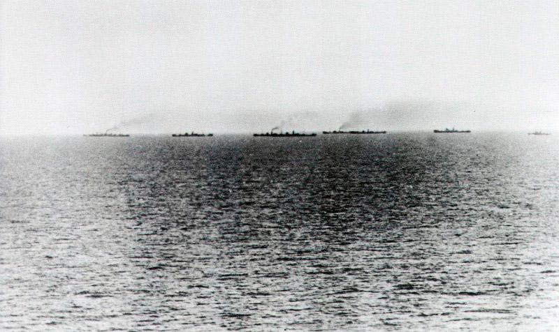 Морские конвои союзников - желанная цель для немецкой авиации в Заполярье