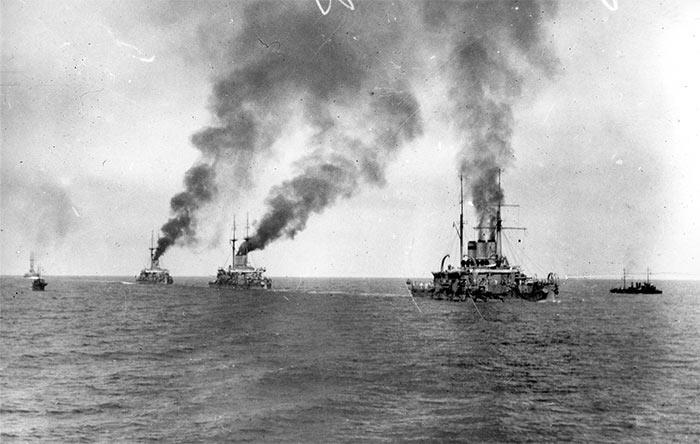 броненосцы черноморского флота