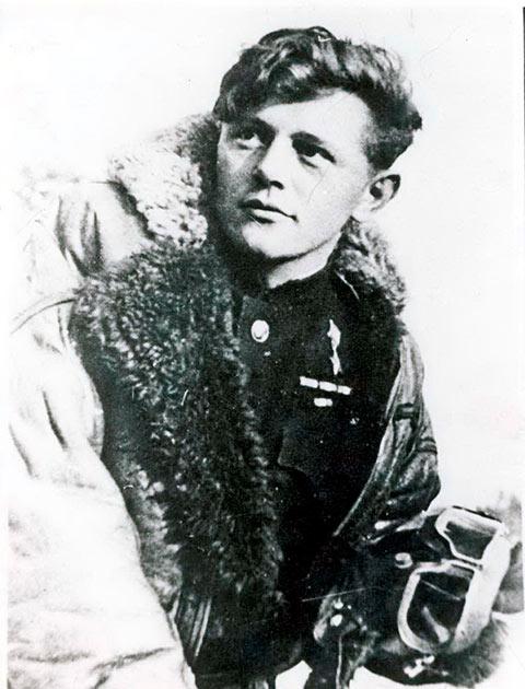 Герой Советского Союза Курзенков Сергей Георгиевич