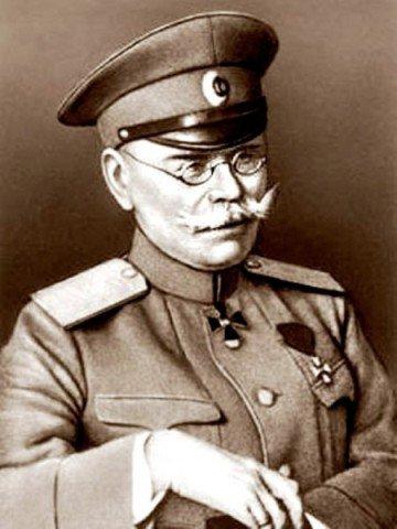 Алексеев Михаил Васильевич