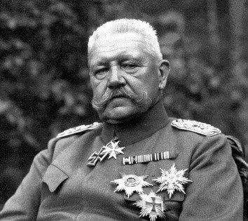 Пауль Людвиг Ганс Антон фон Беенекендорф унд фон Гинденбург