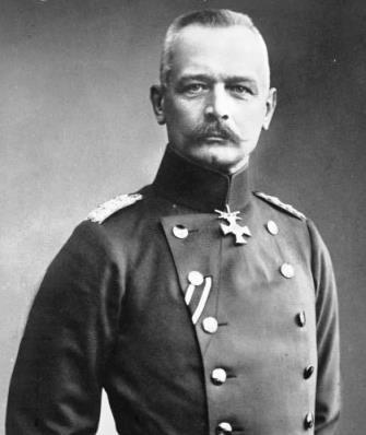Эрих фон Фалькенхайн