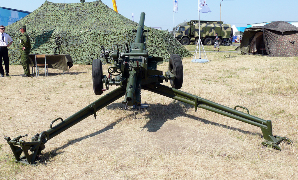2Б9М «Василек» - автоматический миномет калибра 82-мм