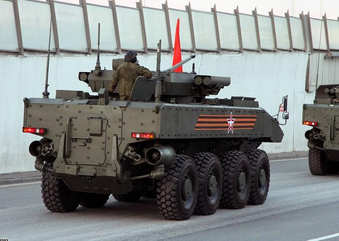 БМП К-17 «ВПК-7829» на базе платформы «Бумеранг»