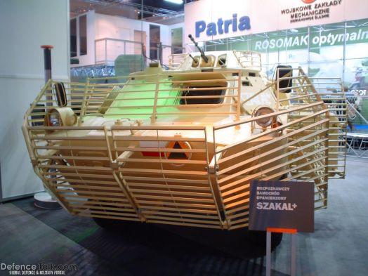 BRDM-2M-96ik «Szakal» — модификация БРДМ-2