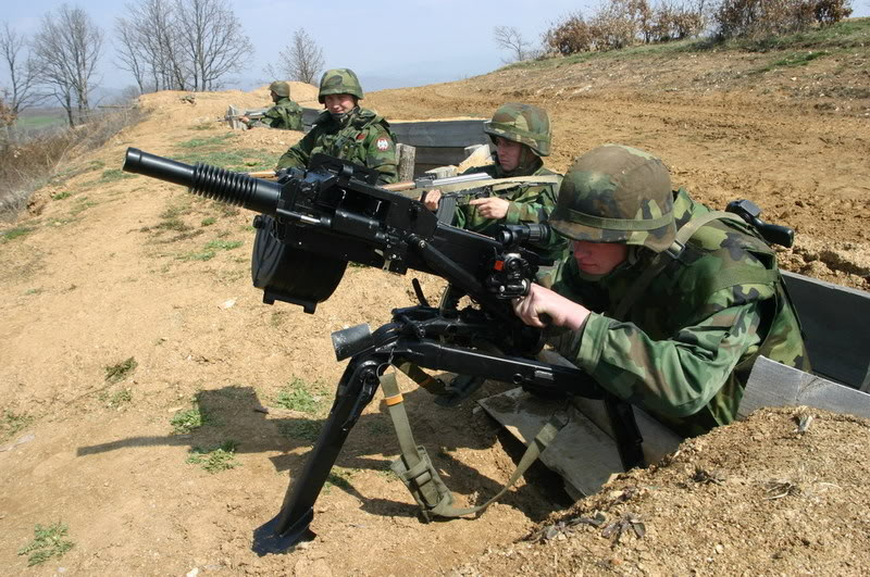 Застава М93 (Zastava BGA 30 mm) — сербский 30-мм гранатомёт производства компании «Застава Оружие», копия советского АГС-17.