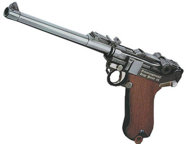 9-мм пистолет 'Парабеллум' P.08 Lange