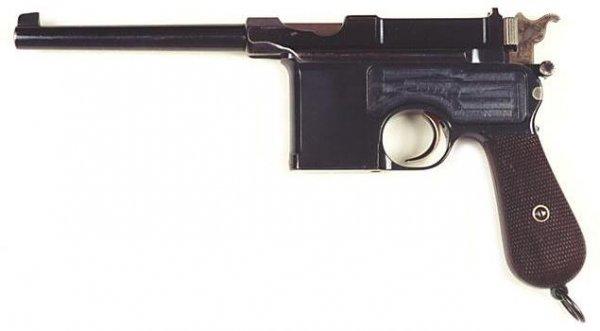 Пистолет Mauser Model 1895