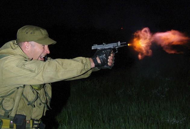 Пистолет Ярыгина ПЯ (МР-443 'Грач')