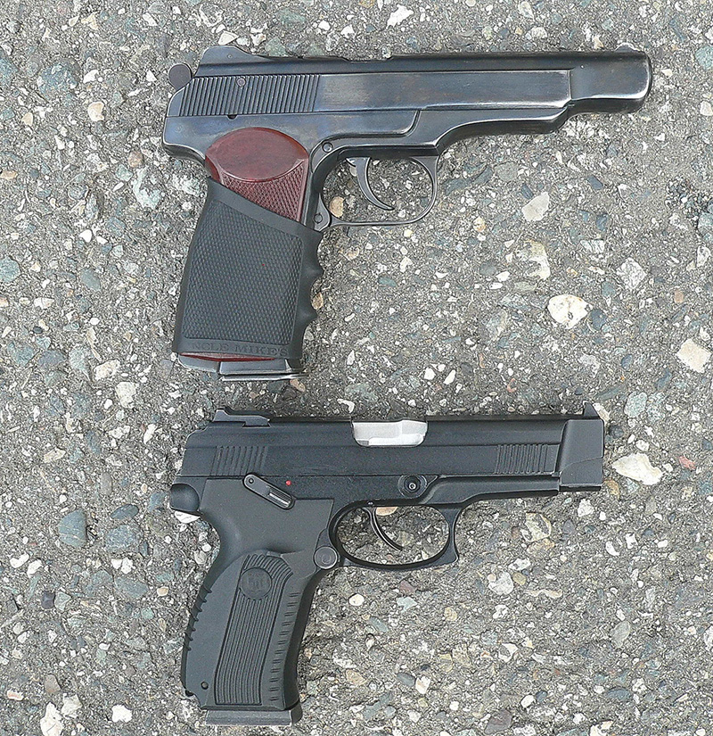 Пистолет Ярыгина ПЯ 'Грач' - плюсы и недостатки