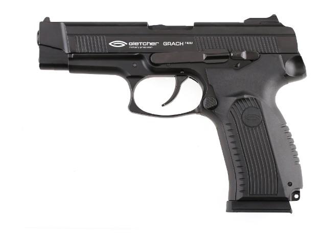 Газобаллонный гладкоствольный пистолет Gletcher Grach NBB