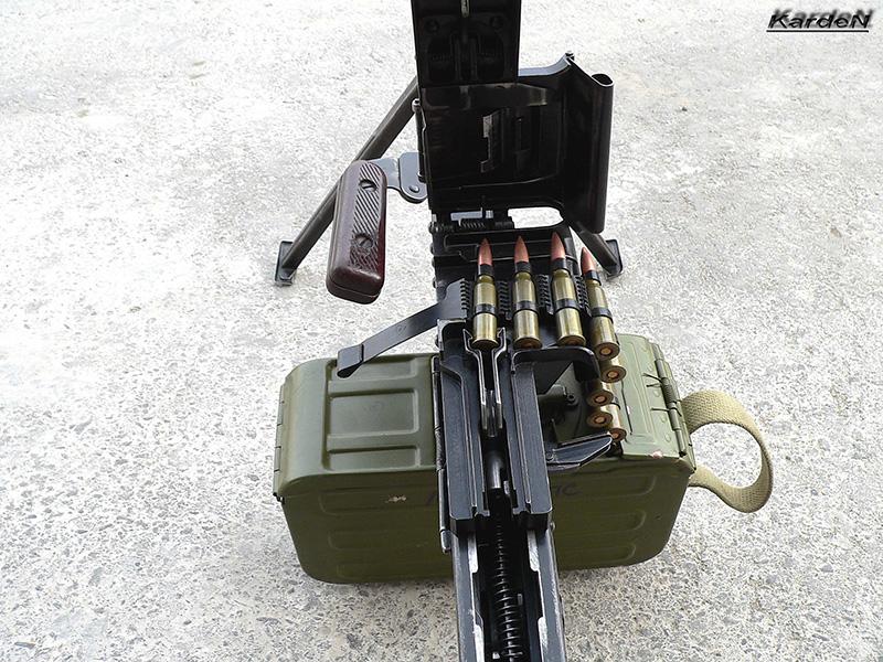 ПК - пулемет Калашникова