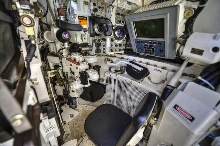 Внутри танка М1А2 'Абрамс'