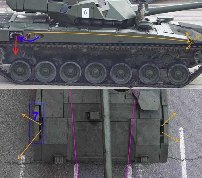 Система смешивания выхлопа с холодным воздухом и имитации выхлопных отверстий для дезориентации ПТУР с ИК ГСН как Javelin