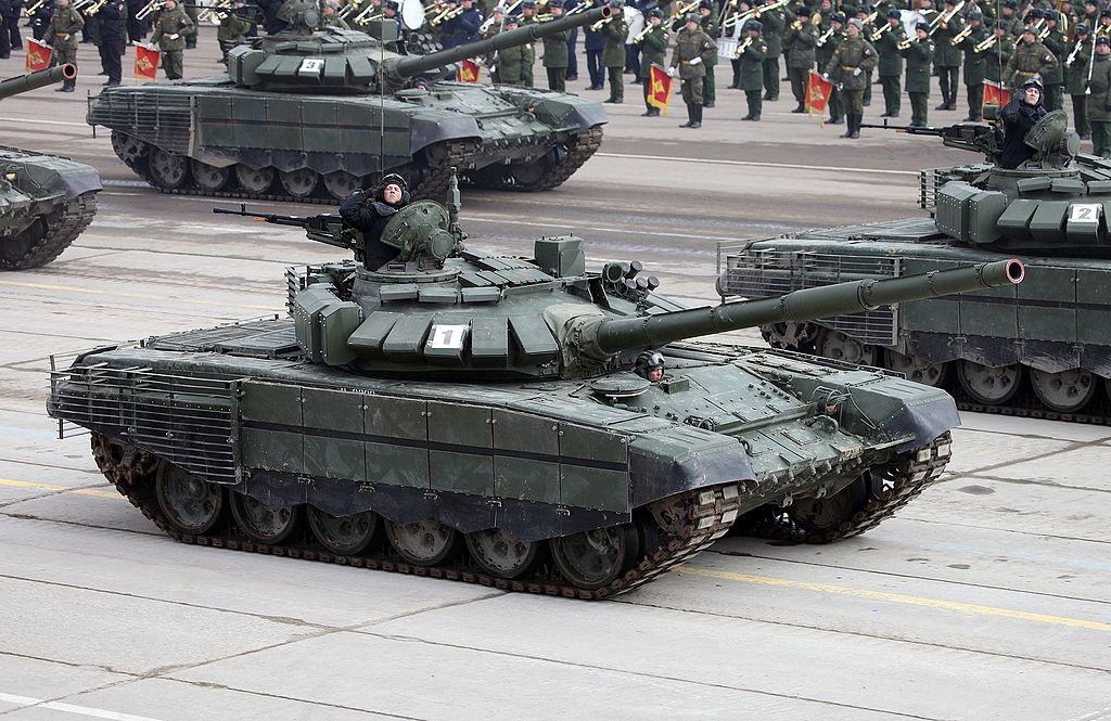 Т-72Б3 обр. 2016