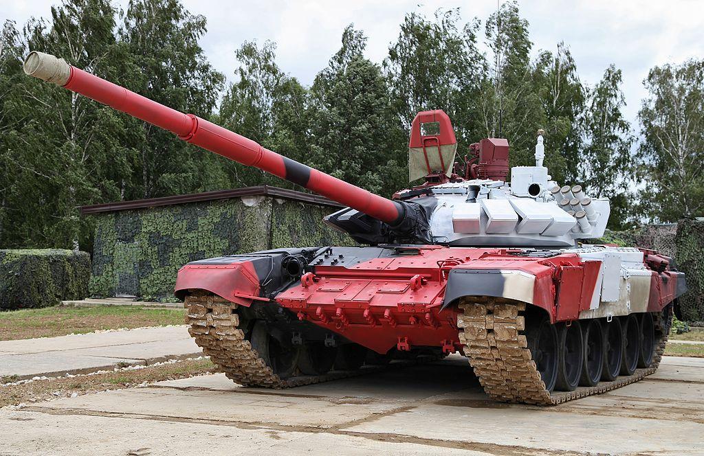 T-72Б3М с панорамой командира и двигателем В-92С2Ф