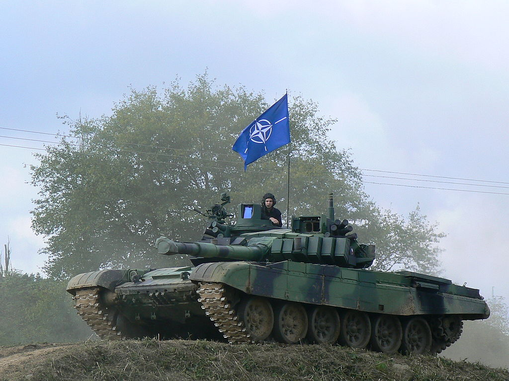 Чешский T-72M4CZ