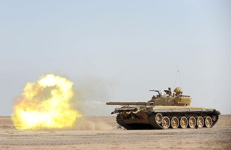 Иракский Т-72