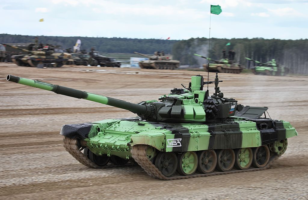 Т-72Б3 обр. 2014