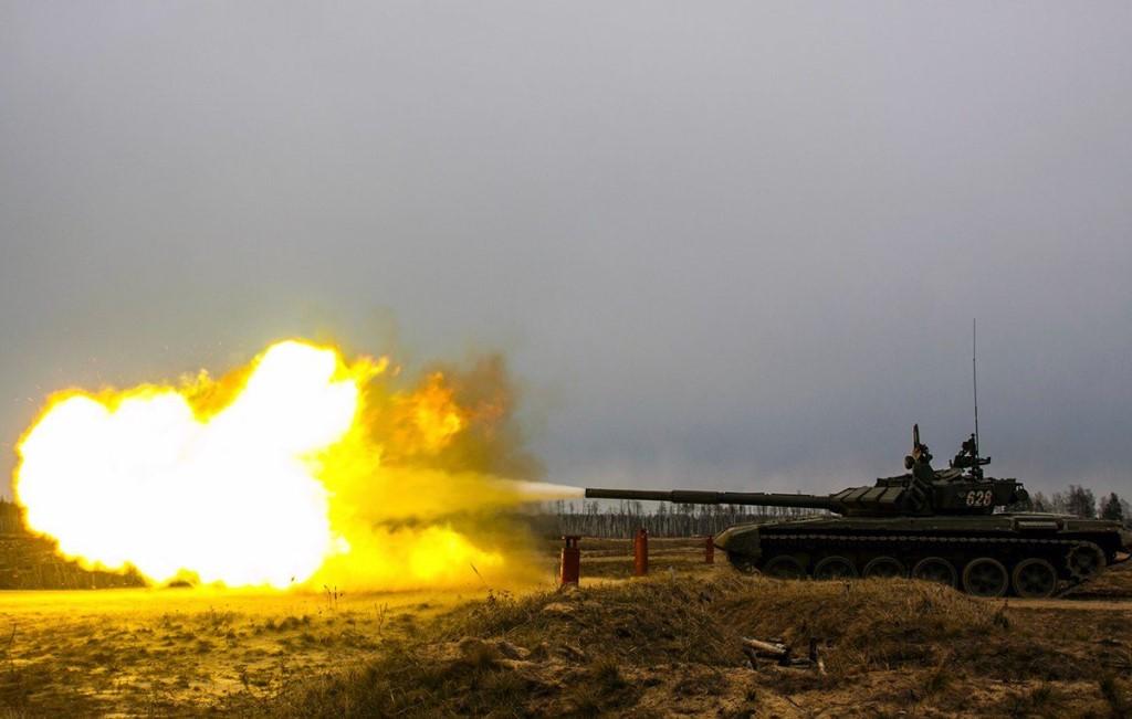 Т-72 - советский танк