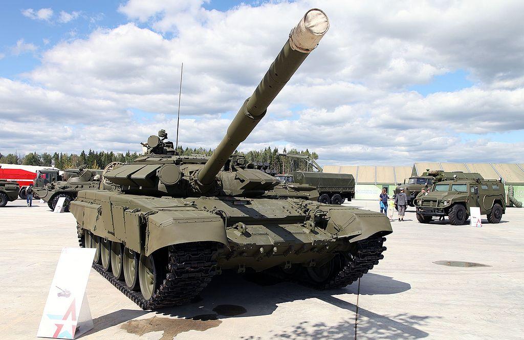 Т-72Б обр. 1989