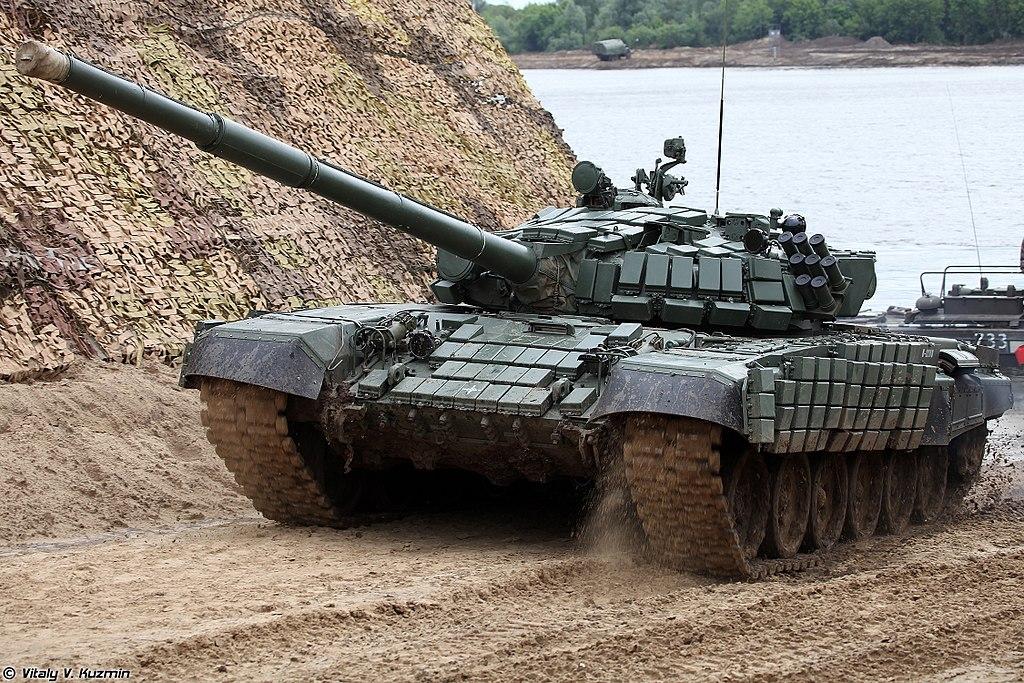Т-72Б/Б1