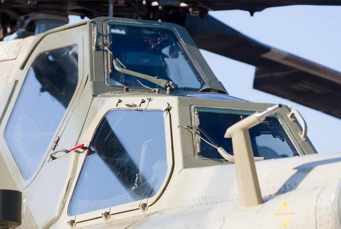 Российский вертолет Ми-28Н 'Ночной охотник'