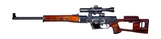 ТСВ-1 — тренировочная винтовка под патрон .22 Long Rifle