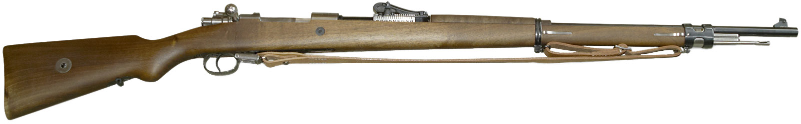 Винтовка Mauser Gewehr 98, вид справа