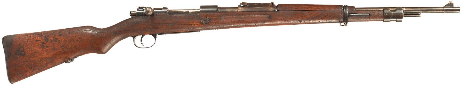 Винтовка Тип 24, вид справа