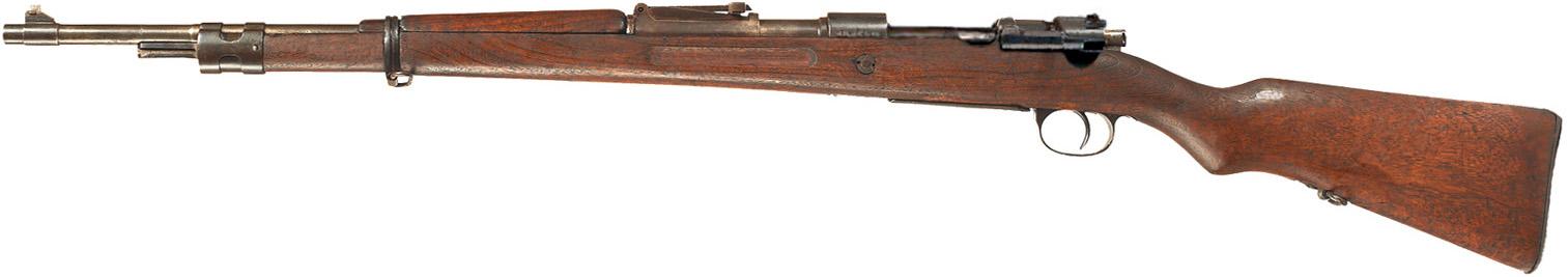 Винтовка Тип 24, вид слева