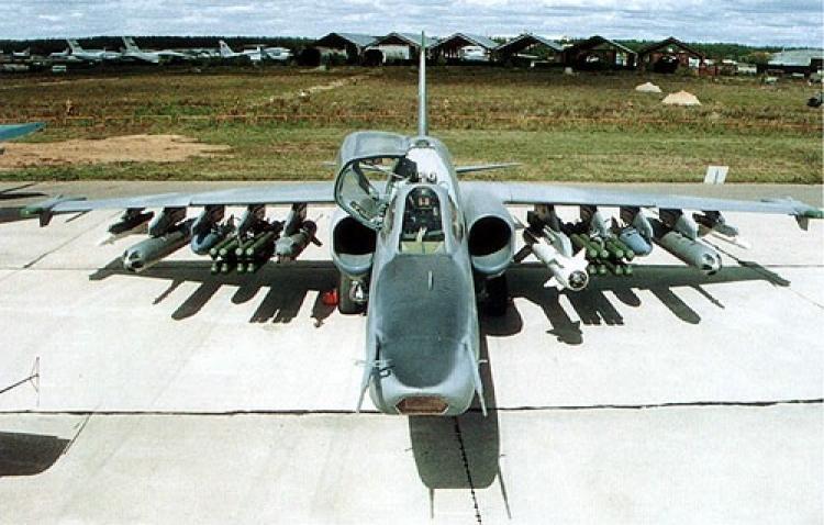 Су-25Т - противотанковый вариант