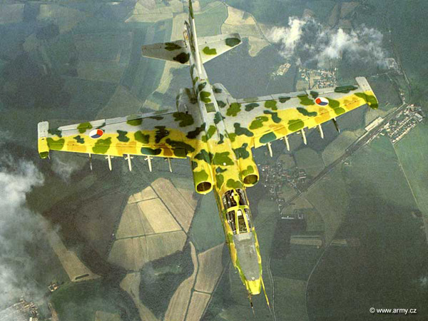Су-25 чешских ВВС
