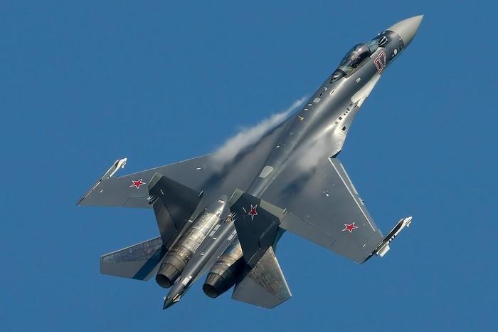 Су-35С - российский истребитель поколения 4++