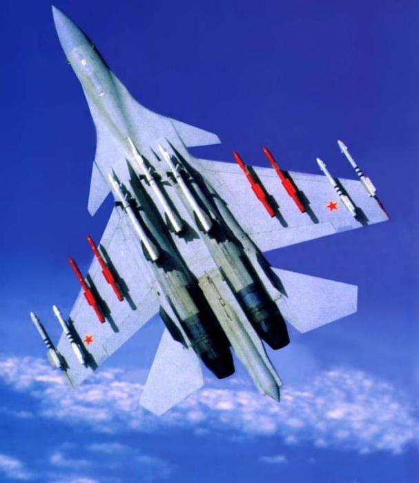 Су-37 'Терминатор' - многоцелевой истребитель
