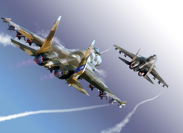Су-37 'Терминатор'
