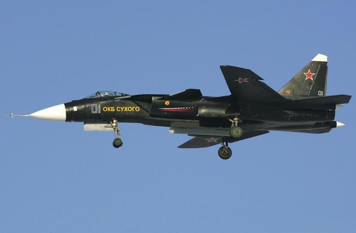 Истребитель Су-47 ( С-37) «Беркут»