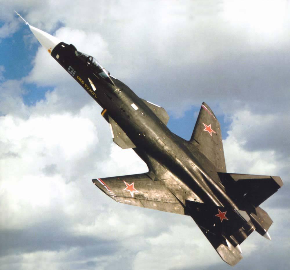 Су-47 «Беркут» - российский истребитель