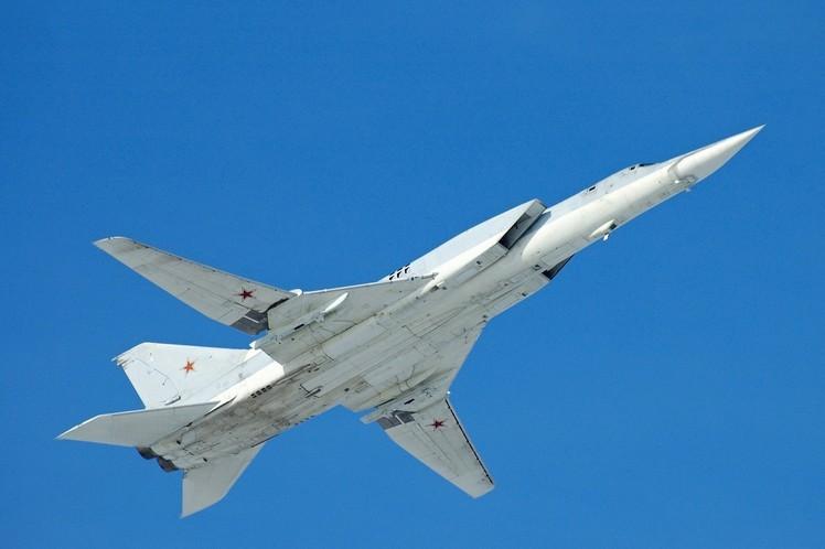 Ту-22М3 - ракетоносец-бомбардировщик